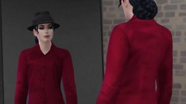 "The Sims 4 ""Сим Майкл Джексон"""