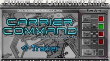 Carrier Command - Gaea Mission: Трейнер/Trainer (+6) [1.6.0011: Updated] {iNvIcTUs oRCuS / HoG}
