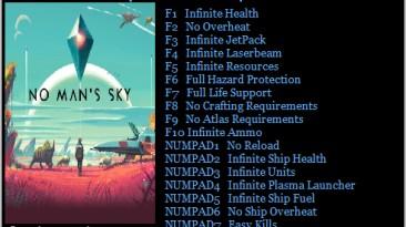 No Man's Sky: Трейнер/Trainer (+22) [1.10] {FANAiON}