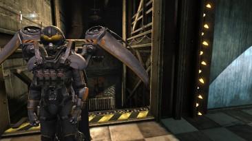 "Batman: Arkham Origins ""mesh-swap bao pack"""
