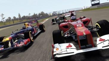 F1 2012 выйдет в преддверии гран-при Сингапура