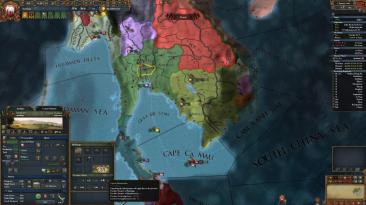 """Europa Universalis 4: Leviathan добавит возможности для дипломатии и """"игры в высоту"""""""