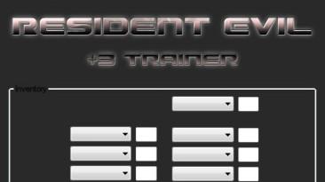 Resident Evil / Biohazard HD REMASTER: Трейнер/Trainer (+3) [1.0] {DNA / HoG}