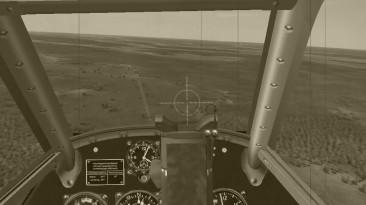 """Ил-2 Штурмовик: Забытые сражения """"BF 109E4."""""""