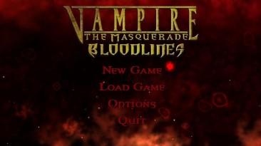 Vampire: The Masquerade - Bloodlines получила неофициальный приквел