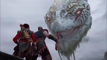 God of War - Ёрмунганд: легенда о Мировой Змее / Что Ёрмунганд сказал Атрею?