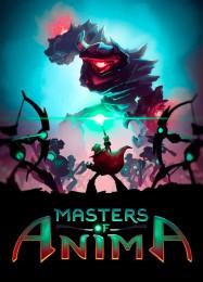 Обложка игры Masters of Anima