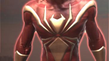"""Spider-Man: Web of Shadows """"IronSpider[WoS]Sosiska"""""""