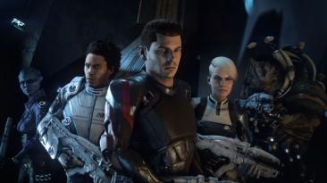 Mass Effect: Andromeda - Будто бы никогда и не выходила