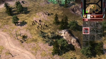 """Command & Conquer 3: Tiberium Wars """"Карта - Winding Rivers"""""""