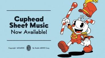 Авторы Cuphead выпустили ноты песен из игры