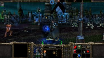 """WarCraft 3 """"Кампания - Город Мёртвых"""""""