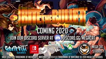 На Nintendo Switch анонсирована Bite The Bullet