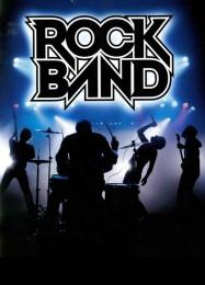 Обложка игры Rock Band