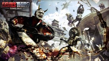 Пре-ЗБТ2 Devil's Third Online начнется на следующей неделе