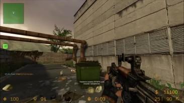 Террористы и маслины ( Stalker Counter Strike)