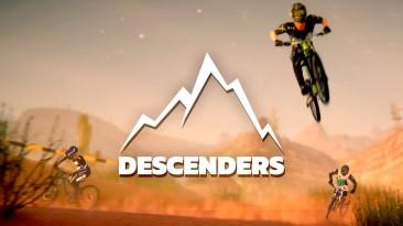 Descenders выйдет на PS4 и Switch этой весной
