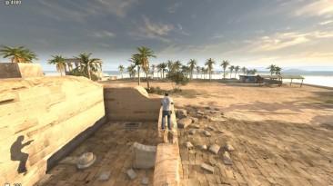 Нахождение всех секретов Serious Sam 3: Жемчужина Нила. Уровень 1 (8 секретов)