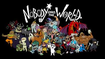Новый трейлер Nobody Saves the World демонстрирует обширную кастомизацию