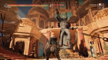 Хвалебный трейлер Ashen и дата релиза в Steam, на PS4 и Switch