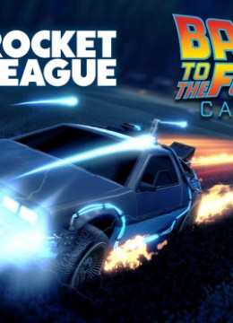 Rocket League: Back to the Future