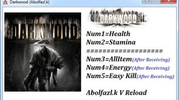 Darkwood: Трейнер/Trainer (+5) [1.0] {Abolfazl.k}
