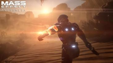 В сеть утекли подробности Mass Effect: Andromeda