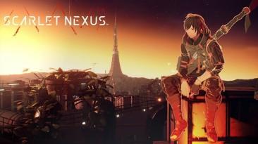 Новый геймплейный ролик Scarlet Nexus