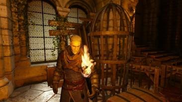 Новый мод для The Witcher 3 улучшает сглаживание для пользователей NVIDIA
