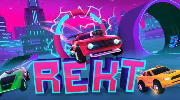 Tony Hawk от мира авто - получаем Steam-ключ до выхода игры REKT!