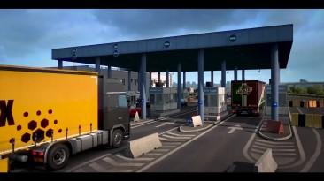 Euro Truck Simulator 2 - Путевые заметки #46. DLC Дорога к Чёрному Морю