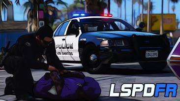 """Grand Theft Auto 5 """"LSPDFR 0.4.9 + Полезные моды"""""""