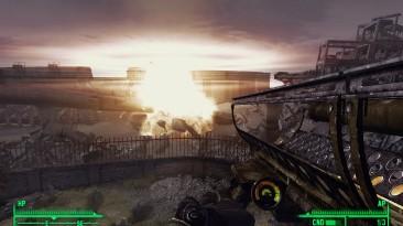 """Fallout 3 """"Эпический мини атомный взрыв"""""""