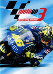 Обложка игры MotoGP: Ultimate Racing Technology 3