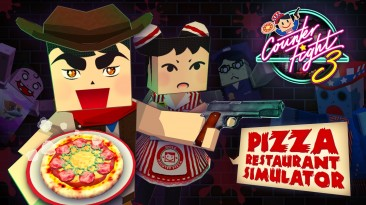 Боритесь за свое право есть пиццу в Counter Fight 3