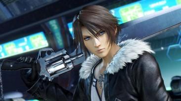Сравнительные скриншоты Final Fantasy VIII Remastered с оригиналом