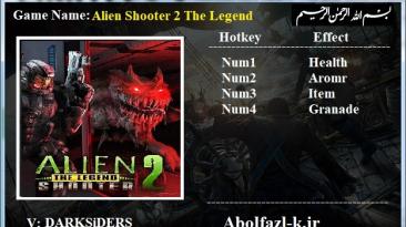 Alien Shooter 2 - The Legend: Трейнер/Trainer (+4) [1.0] {Abolfazl.k}