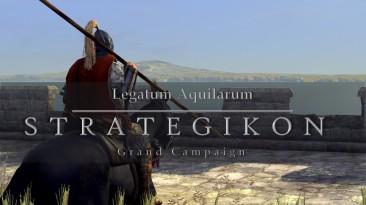 "Total War: Attila ""Legatum Aquilarum | Strategikon - GRAND CAMPAIGN"""