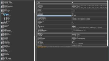 Редактор баз данных - NFS-VltEd v4.6