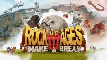 Релизный трейлер Rock of Ages 3: Make & Break