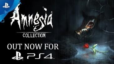 Amnesia: Collection - Состоялся релиз