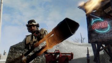 "Fallout 4 ""Миниган из Halo 3"""