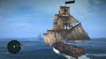 "Assassin's Creed 4: Black Flag ""Мод на корабль Бродяга"""