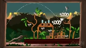 """Angry Birds Rio """"Геймплейный трейлер"""""""