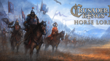 "Халява: DLC ""Horse Lords"" для Crusader Kings 2"