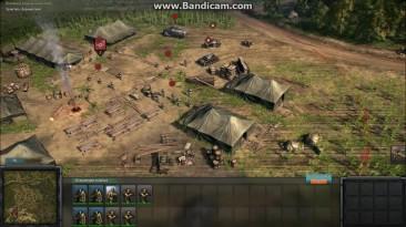 Обзор Blitzkrieg 3 - стратегия про вторую мировую войну [играем за СССР]