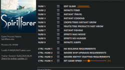 Spiritfarer: Трейнер/Trainer (+14) [1.0] {FLiNG}