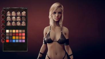 Анонсирована Beauty And Violence: Valkyries - игра по полуголых красоток, убивающих монстров