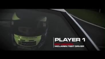 Codemasters посадила Криса Харриса за руль McLaren MP4-12cs