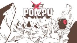 На Switch вышел аркадный экшен Ponpu